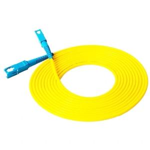 Image 5 - Puente de fibra óptica, 10 unids/bolsa SC UPC modo Simplex, cable de parche de fibra óptica SC UPC 3,0mm
