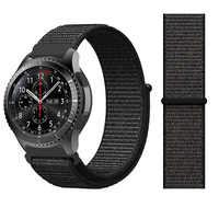 22 20mm Nylon-Armband Für Samsung Galaxy 42/46mm Getriebe S3/sport/S2 Klassische armband nylon Sport Schleife Band