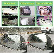 30ml Automotive Antifogging Agent okulary kask Defogging Auto Anti-fog Agent szkło samochodowe Nano powłoka hydrofobowa Spray tanie tanio CN (pochodzenie) Nie Przeciw Zamarzaniu Support purchasing Support wholesale