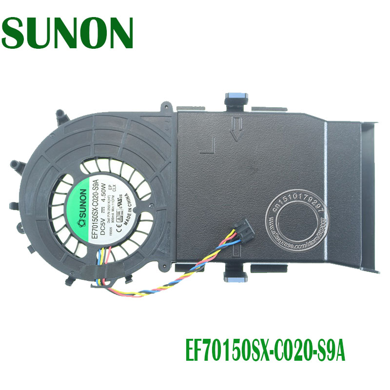New Original Cooling Fan For DELL Optiplex 7040M EF70150SX-C020-S9A P/N:2N51K