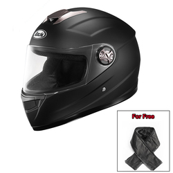 1PC 31x27CM Electric Motorcycle Helmets with High-definition Anti-fog Lenses Full Face Winter Warm Helmet for men and women