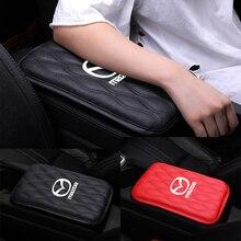 Mat Cx5-Accessories Car-Center-Console CX9 RX8 Mazda Armrest-Box-Pad Protective-Cover