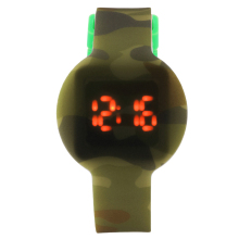 LED Digital Watche for Boys Girls Silicone Sports Electronic Wrist Watch Kids Children LED Battery Clock Reloj
