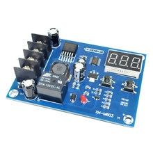 12 24v xh m603 зарядки Управление модуль для хранения литиевой