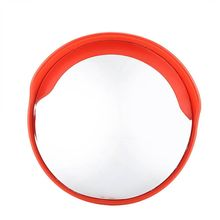 30cm/130 degree Angle Security Road Mirror Driveway Road Safety Convex Traffic Mirror
