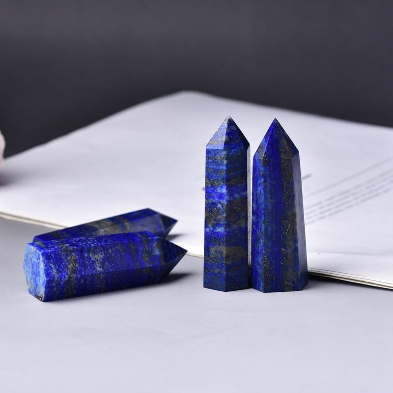 1 шт., натуральный Лазурит, кварц, шероховатый камень для украшения дома