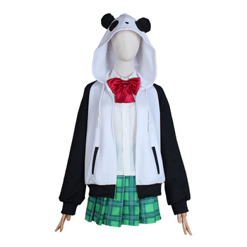 Hololive VTuber GAMERS YouTuber Sasaki Saku Cosplay Costumes Women Casual Outfits Top Skirts Coat Halloween Uniforms Custom Made 6