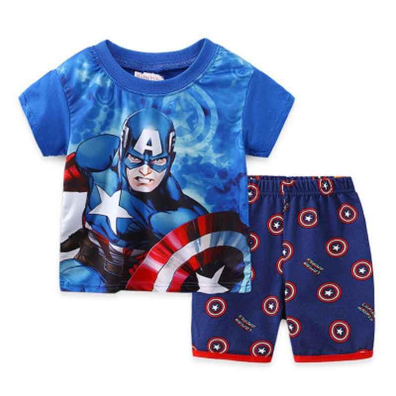 Nieuwe Dinosaurus Jongens Pyjama Sets Kinderen Pyjama Jongen Nachtkleding Pak Telescoop Kids Pjamas Homewear Kostuums Nachtjapon H031