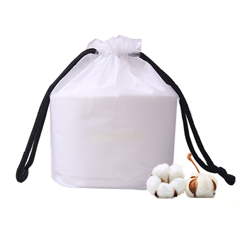 Disposable Cleaning Face Towel Non-woven Cotton Soft Towel Beauty Towel Skin Care Tool White Facial Tissue