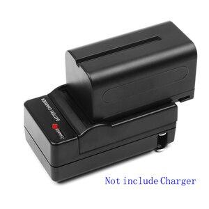 Image 5 - NP F550 F750 F970 Battery for YN300Air YN300 III YN600L II YN900 YN360 YN1200 LED lights Viltrox VL200
