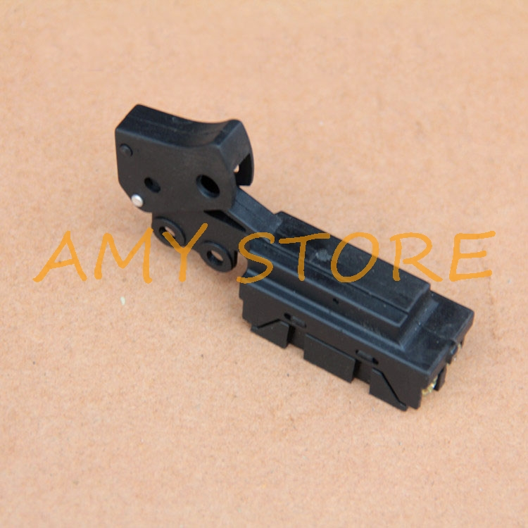 Power Tool For 255 Cut Off Machine Mitre Saw Non-Lock/On-Lock Button SPST Trigger Switch
