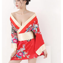 Sexy Japanese Kimono women Erotic Cosplay Sex Lingeries Costumes Women Uniform Game Adult Role Play Student