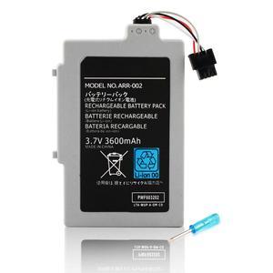 Для Wii U геймпад 3600 mAh запасная аккумуляторная батарея
