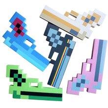 2021 New 60-20 Cm Small Type Design Blue Diamond Sword Soft EVA Foam Toy Sword Kids Lovely Toys for Children