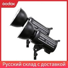 2 Pcs Godox QT600II QT600 600WS GN76 1/8000 S High Speed Sync Flash Strobe Light Met Ingebouwde 2.4G Wirless Systeem