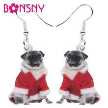 Bonsny Acrylic Christmas(China)