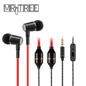 Image 2 - למעלה אנטי קרינה ב אוזן אוזניות אוויר צינור אקוסטית אוזניות מוסיקת סטריאו 3.5mm מיקרופון אוזניות הפחתת רעש לxiaomi iphone