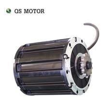 Silnik QS typ koła zębatego 428 nowy wprowadzony produkt 120 2000W 70H silnik typu middrive na motocykl elektryczny