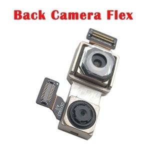 Image 3 - For Xiaomi Redmi 6 Pro Back Main Rear Big camera Small Front Camera Flex Cable Mi A2 lite Rear Camera A2 Lite Front Camera