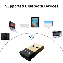 NEW USB Bluetooth 5.0 Bluetooth 5.0 Adapter Receiver Wireless Bluethooth Dongle Music