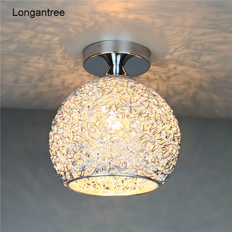 Led Ceiling Light Modern Ceiling Lamp Industrial Plafond Led Light Ceiling Living Room Bedroom Corridor Porch Balcony Home E27