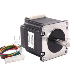 Image 5 - 무료 배송 Nema23 Stepper Motor 4 lead 165 Oz in 23HS5628 56mm 2.8A 3D 프린터 모니터 장비 용 57 시리즈 모터