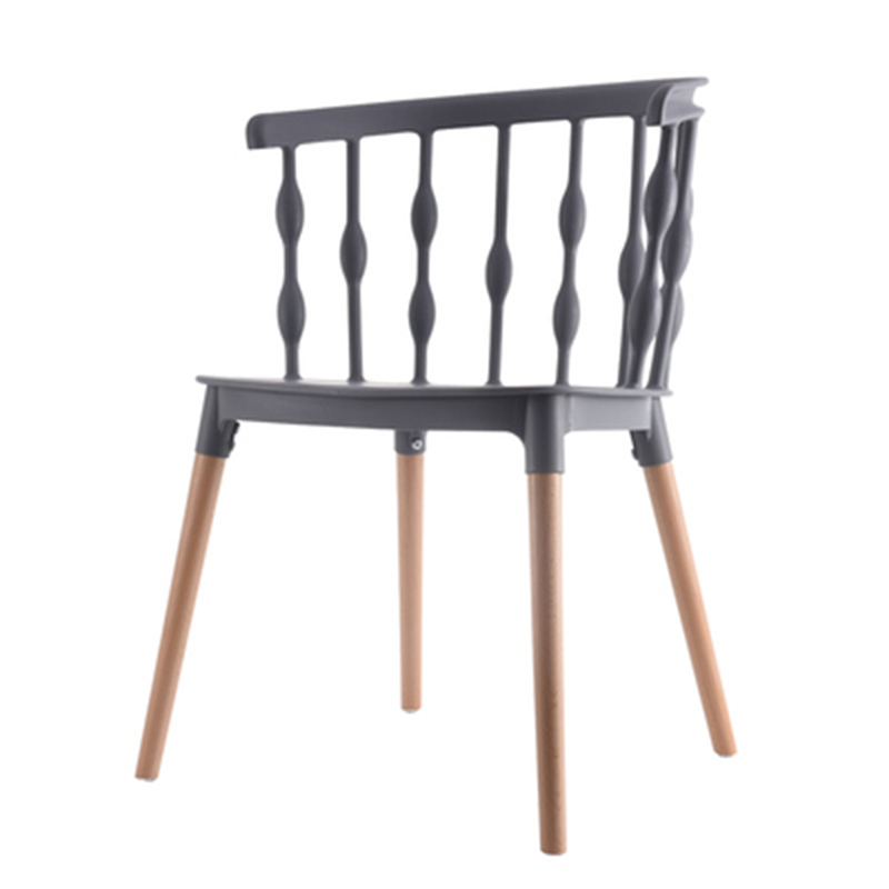 Nordic Windsor Chair Restaurant modern Dining Chair Restaurant cafe Conference Computer Chair Home Bedroom Learning Wooden Chair