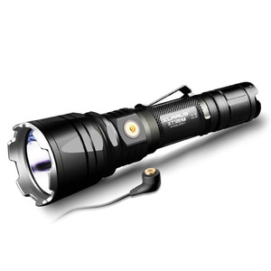 Image 5 - KLARUS XT12GT LED Flashlight 1600 Lumens CREE LED XHP35 HI D4 Waterproof Tactical Rechargeable Flashlight with18650 Battery