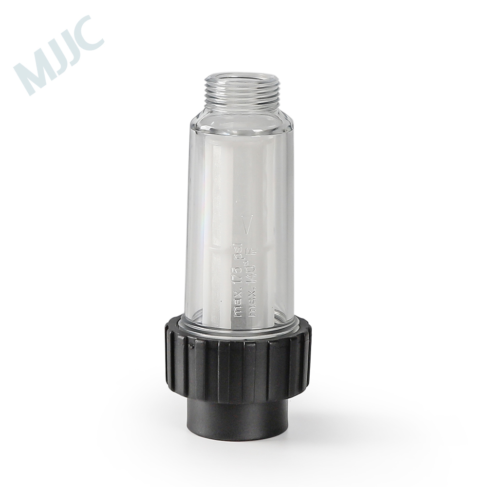 MJJC Brand With High Quality Water Filter For Pressure Washer 3/4 Female Thread And 3/4 Male Thread