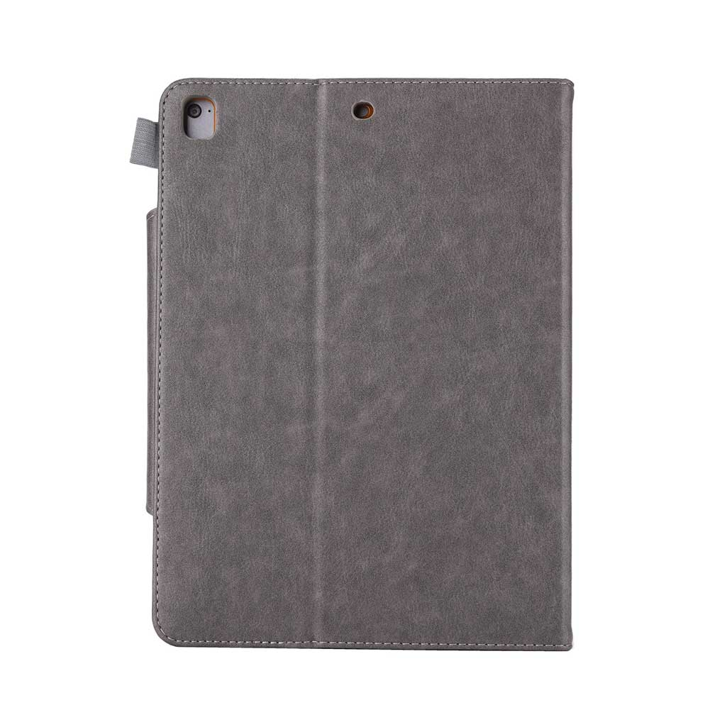 iPad A2232-Cover with 7-7th Case Apple Card-Slot Generation A2197 for A2200
