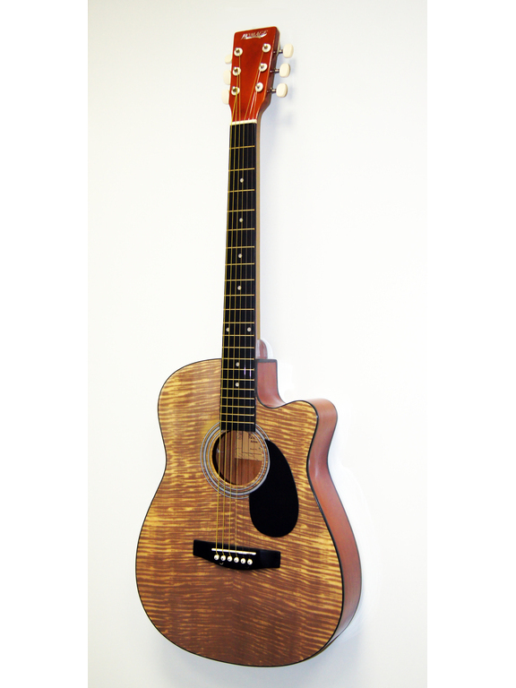 Lf-3800ct-n Foil Guitar Cutout Homage
