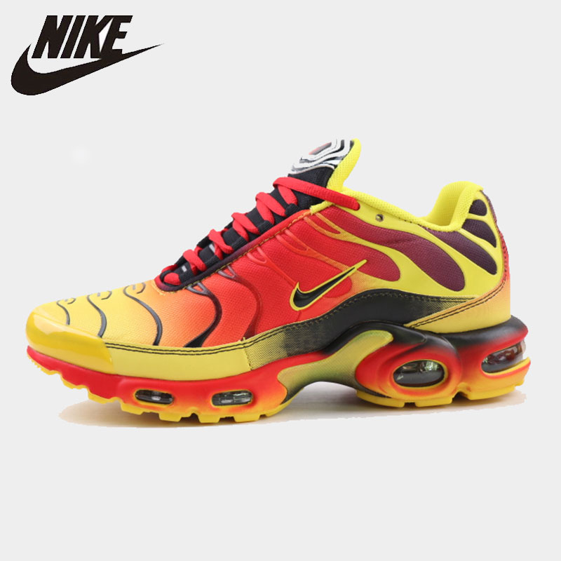 Nike Kids Shoes Tn Sports-Sneakers Parent-Child Outdoor Air-Max Mens Original -Ct0962