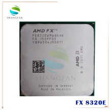 CPU Processor Fx 8320e Eight-Core Am3  AMD Fx-Series Fd832ewmw8khk-Socket