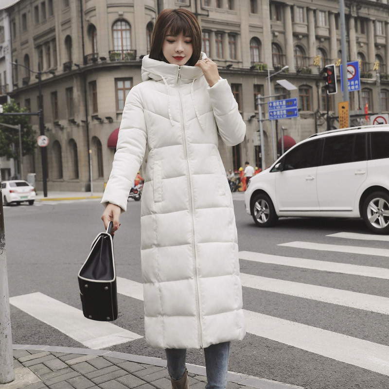 2020 Jacket Coat Women Winter Jacket   Parkas   Winter Coat Cotton Padded Warm Hooded   Parka   Women Basic Jacket Female Plus Size 5XL