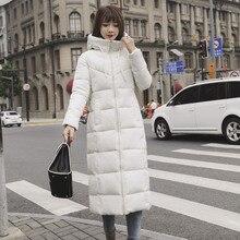 2020 Jacket Coat Women Winter Jacket Parkas Winter Coat Cotton Padded Warm Hoode
