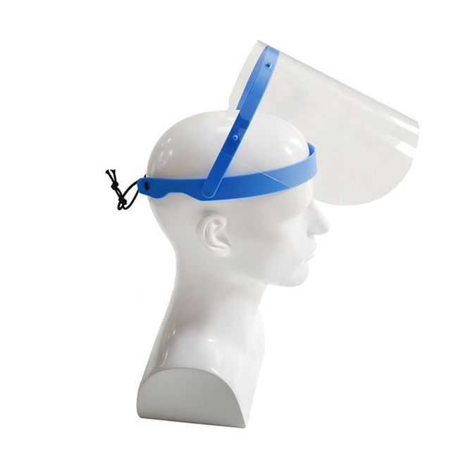 Anti-Droplet Saliva Flip-up Empty Top Hat Mask Safety Face Protection Proof UV Protection 1