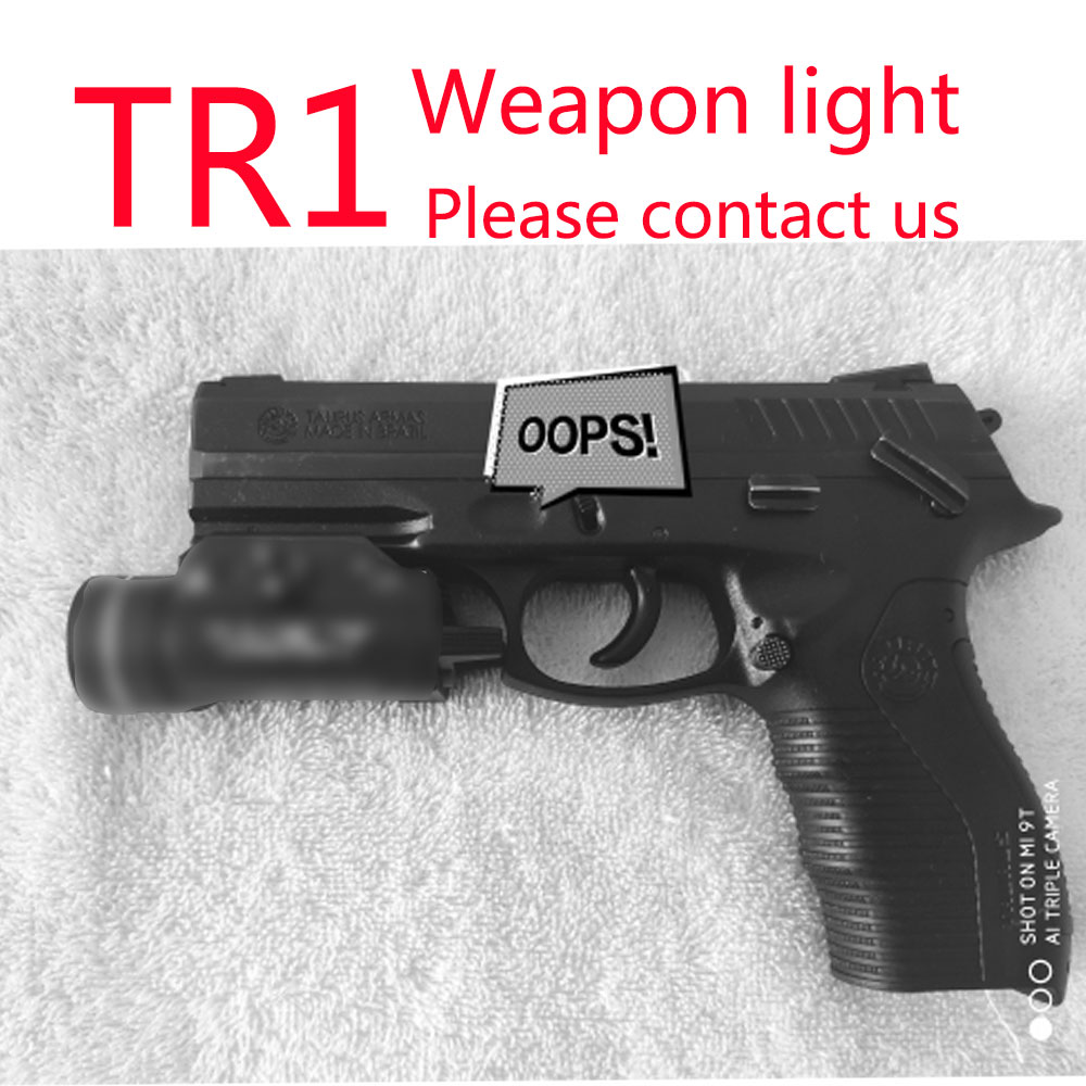 arma tatica luz caca lanterna softair wapens arme tlr arma glock 1 7 hk usp cz