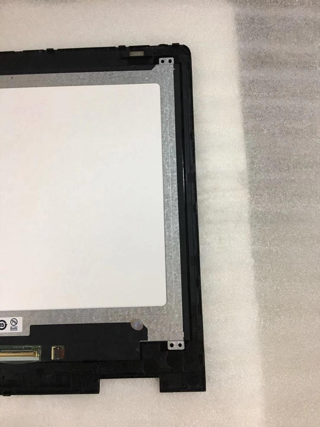 """Image 5 - 13.3"""" for DELL Inspiron 13 5368 5378 p69g LCD Screen+Touch Digitizer Assembly+FRAME BEZEL B133HAB01.0 NV133FHM N41 A11 FHD-in Laptop LCD Screen from Computer & Office"""