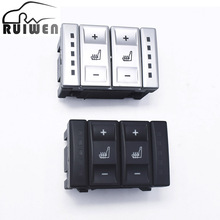 6M2T 19K314 AC Car Electric Seat Heated Switch Heating Switch For Ford S MAX Mondeo MK4 Galaxy MK3 BS7T 19K314 AB