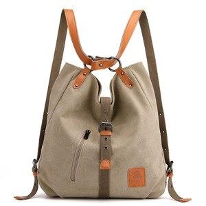 Image 1 - New Women Shoulder Bag  Ladies Messenger Bag Brand Luxury Handbags Women Bags Designer large capacity Leisure Canvas Totes Sac
