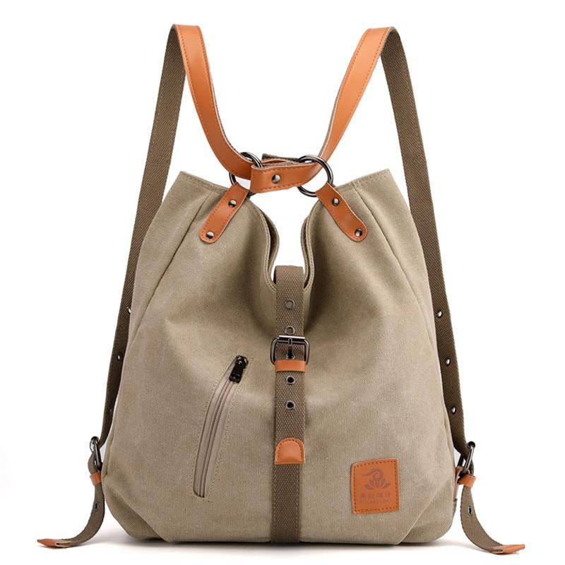 Nova bolsa de ombro das senhoras saco do mensageiro da marca bolsas de luxo bolsas femininas designer grande capacidade lazer lona totes sacBolsas de ombro   -