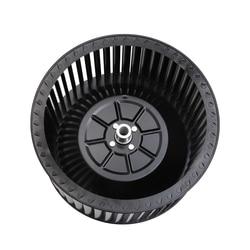 216mm * 105mm * 12mm koło wiatrowe wydechu  okap części wirnik wentylatora wiatr ostrze Lampblack akcesoria do maszyn w Części okapu kuchennego od AGD na