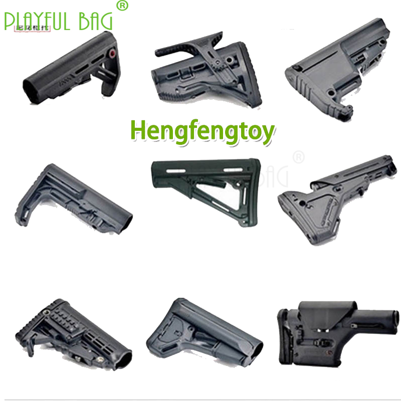 Outdoor Shooting Game Gel Water Bomb Gun For PRS UBR CTR MFT F CAA ACS MOD Nerfly Retrofitted Accessories Rifle Modeki88 AB