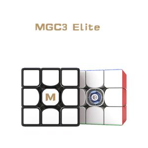 Yongjun cube кубик рубика оригинальный YJ MGC3 Elite M 3х3х3 Магнитный куб 3*3 Cubo Magico 3х3 кубик рубик скоростная головоломка магический куб MGC Элитные Разви...