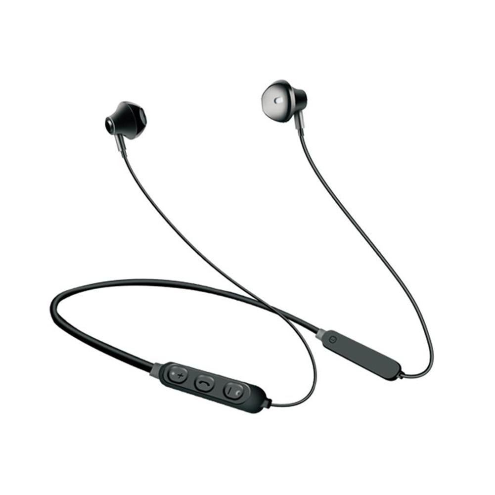 Bluetooth Earphone Neckband Wireless Earbuds Bass Stereo Headphones Sports Waterproof IPX7 Headphones Headsets With Microphone