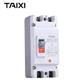 Circuito de CC interruptor CB 2P 3 4 polos V 48V 72V 96V 200V 250V 750V 1000V Tensión de 100A 160A 200A 250A 400A 630A PV Protector Solar 2