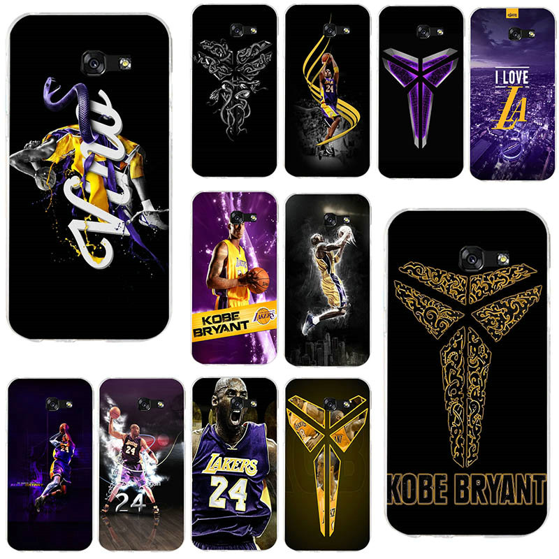 Hot Basketball Superstar Soft Phone Cases For Samsung Galaxy J1 J2 J3 J4 J5 J6 J7 J8 2015 2016 2017 2018 Prime Pro 2018 image