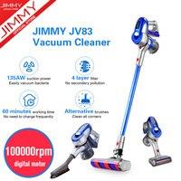 2019 JIMMY JV83 Vacuum Cleaner JV83 Digital Motor Wireless Handheld Cordless Stick Vacuum Cleaner 20000Pa for Home