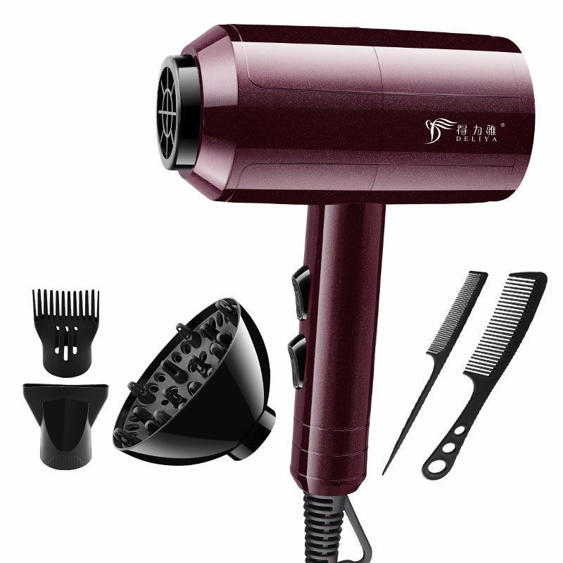 Professional Portable Mini Hair Dryer 2200 W For Hair Blow Dryer Hair Professional Brush Hairdryer Machine Travel Hairdryer