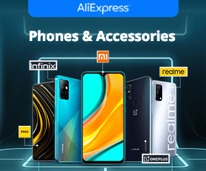 AliExpress Phone and Accessories Store